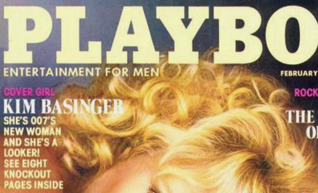 Kim Basinger Playboy Cover