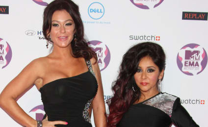 "Snooki Speaks on Jersey Shore, Spinoff, Book, ""Brand"""