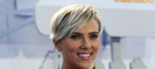 Scarlett Johansson at MTV Movie Awards