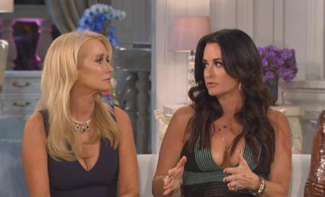 Kyle Richards on The Real Housewives of Beverly Hills: It's Either Kim or Me!