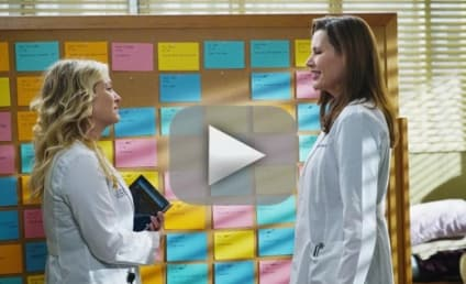 Grey's Anatomy Season 11 Episode 13 Recap: Herman's Head
