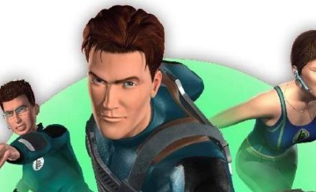 Taylor Lautner Cast as Max Steel