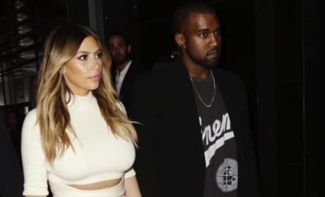 Kimye Wedding Scoop