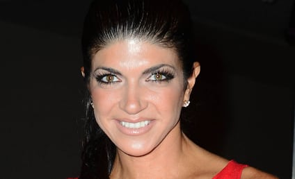 Teresa Giudice: Feuding With Joe Gorga From Behind Bars?