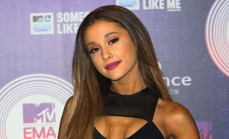 Ariana Grande Ditches Signature Ponytail, Looks Totally Different: See Her New Hairstyle!