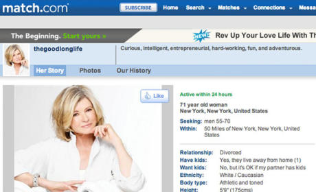 Martha Stewart Profile