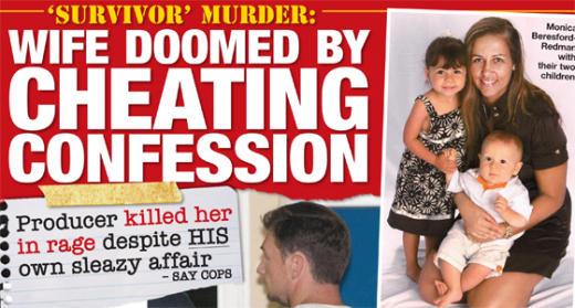 Bruce Beresford-Redman Headline