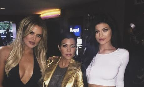 Khloe, Kourtney & Kylie