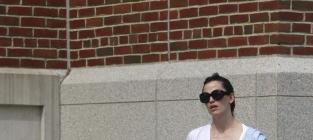 Seraphina Gets a Tour of Boston