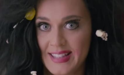 Katy Perry Gets Naked For Voter Registration Day