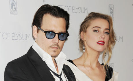 Amber Heard: I Did NOT Marry Johnny Depp For His Money!