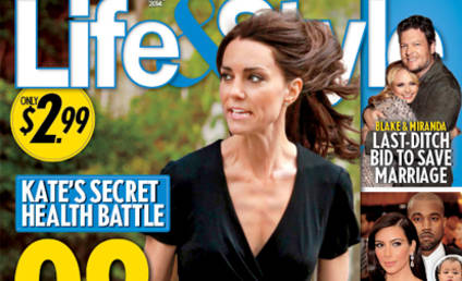 Kate Middleton: Pregnant at 98 Pounds!?!