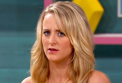 Leah Messer Responds To Critics: See? I DO Feed My Kids