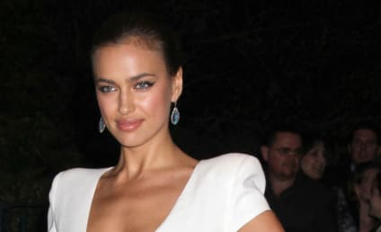 Irina Shayk: Sports Illustrated Swimsuit Issue Cover Girl!