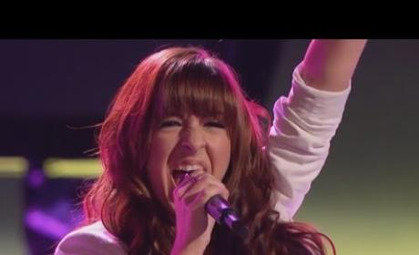 Christina Grimmie Auditions on The Voice