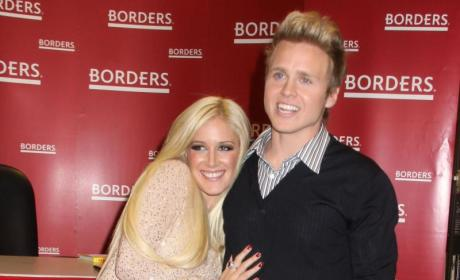 Heidi Montag Tries on Wedding Dress! OMG!