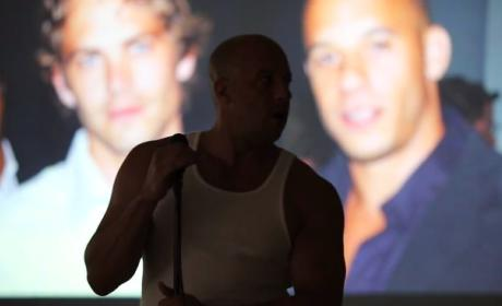 Vin Diesel Covers Tove Lo, Sings For Paul Walker