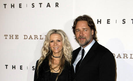 Russell Crowe and Danielle Spencer: It's Over?
