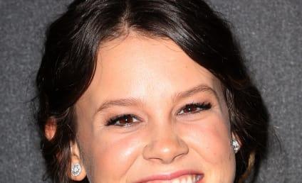 Sosie Bacon Named Miss Golden Globe 2014