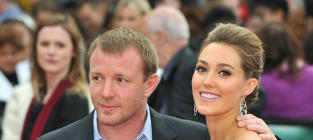 Guy Ritchie and Jacqui Ainsley Welcome a Baby Boy!