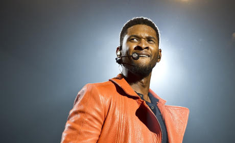 Stars Send Support, Sympathy to Usher and Tameka Foster