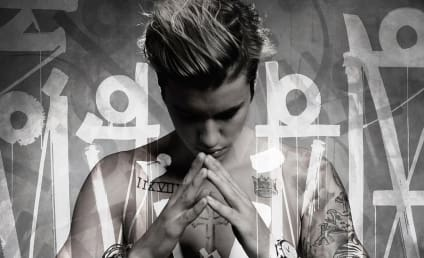Justin Bieber: Shirtless and Sexy on New Album Cover!