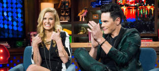 Tom Sandoval and Ariana Madix Discuss Vanderpump Rules Cheating Allegations: Jax LIES!