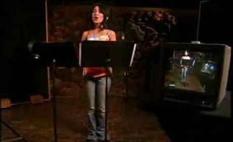 Zanessa Sings