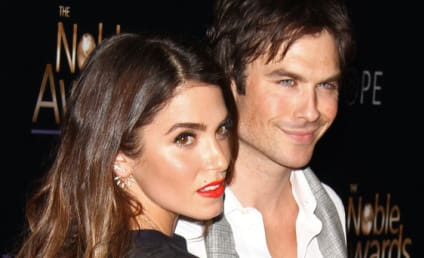 Ian Somerhalder and Nikki Reed: Inside Their Surprise Wedding!