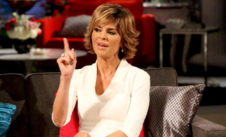 Lisa Rinna at the Reunion