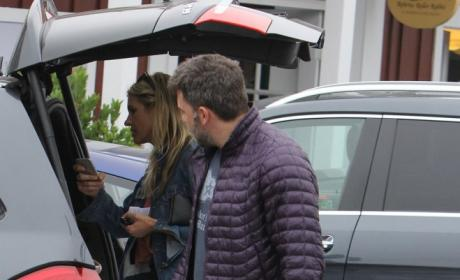 Ben Affleck: Photographed Checking Out Another Woman RIGHT NEXT to Jennifer Garner?!