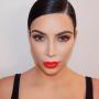 Kim Kardashian Looks Fake