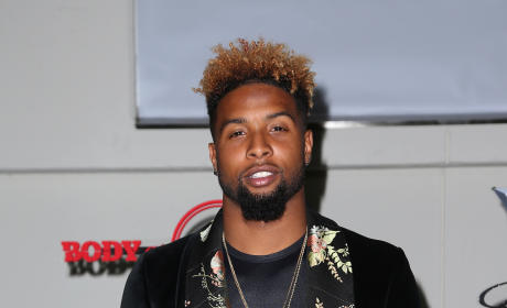 Amber Rose and Odell Beckham Jr: Dating?!