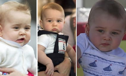Prince George: His First Year in Two Minutes!