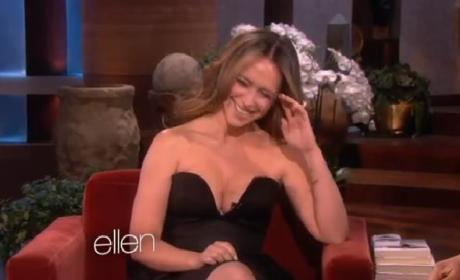 Jennifer Love Hewitt Dress on Ellen: Where Is it?!?