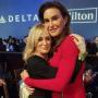 Caitlyn Jenner and Judith Light