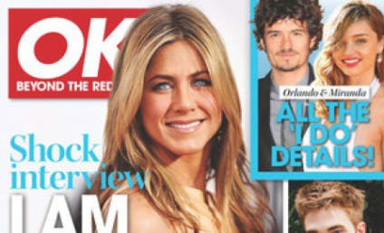 Jennifer Aniston is Having a Baby ... Now!
