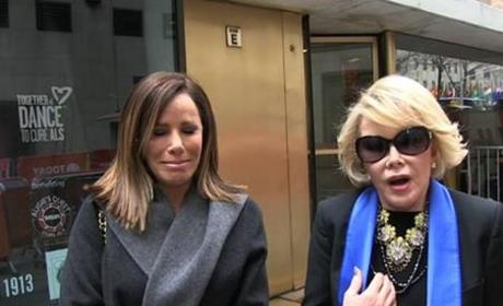 Joan Rivers: Lindsay Lohan Miscarriage Jokes