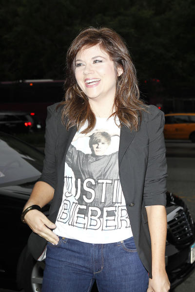 Tiffani Thiessen T-Shirt