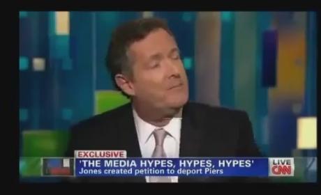 Alex Jones Piers Morgan Interview, Part 2