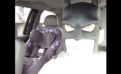 """BatDad Vines: Pearls of Parenting Wisdom From One """"Super"""" Father Figure"""