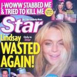Lindsay Lohan WASTED Again!