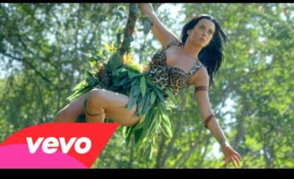 "Katy Perry ""Roar"" Music Video: Hail to the Champion!"