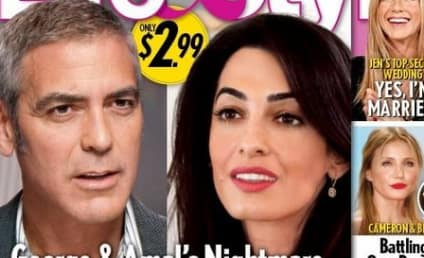 George Clooney and Amal Clooney: Is It Over After 87 Days?!?