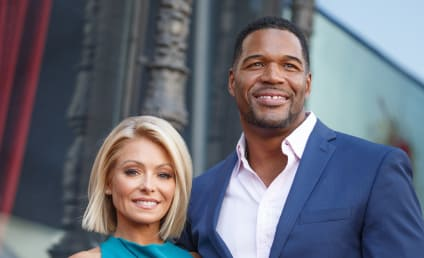 Kelly Ripa: Goodbye, ABC ... Hello, Turks and Caicos!