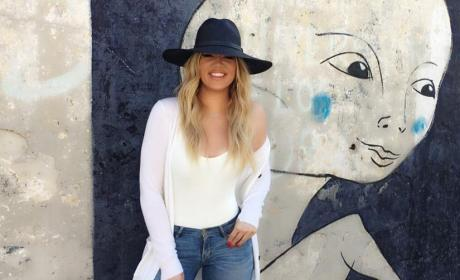 Khloe Kardashian Explains Photoshop, Lashes Out at Body Shamers