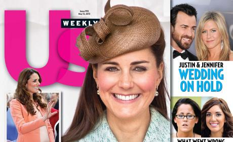 Kate Middleton Baby Countdown: IT'S ON!!