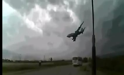 747 Crash: Cargo Plane Explodes in Afghanistan, Captured in Shocking Video