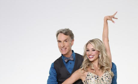 Did Bill Nye deserve to go home on DWTS?