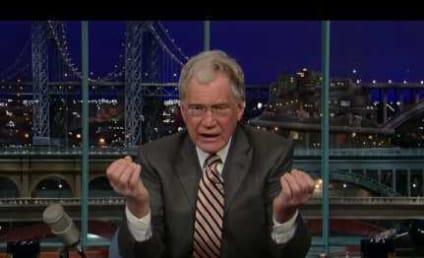 David Letterman on Jay Leno Bashing: It's Really Fun!
